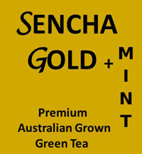 Sencha Gold + MINT